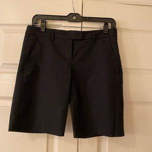 Theory black shorts